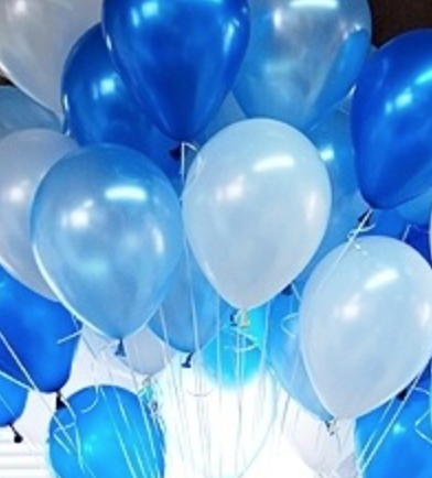 HELIUM-filled balloon bundles NSW