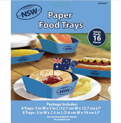 Meat Pie & Hotdog Food Trays NSW