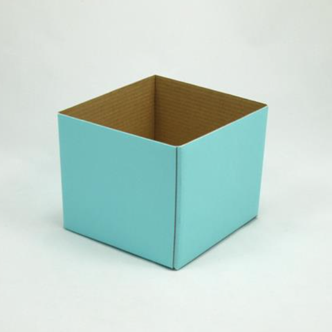 Mini Gloss Posy Box Light Blue