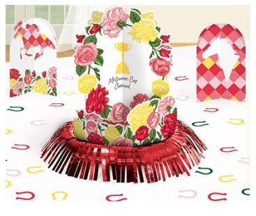 Melbounre Cup Table Decorating Kit