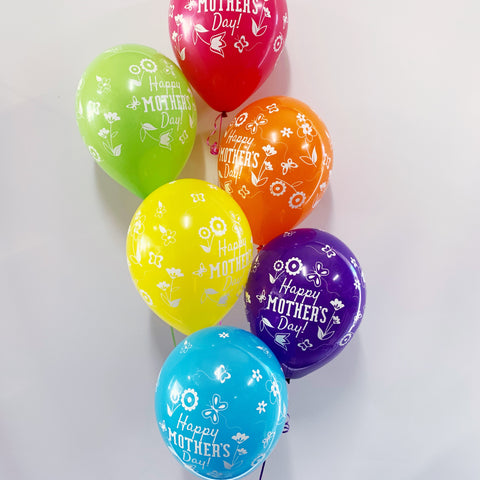 Mother's Day 6 Balloon Bouquet