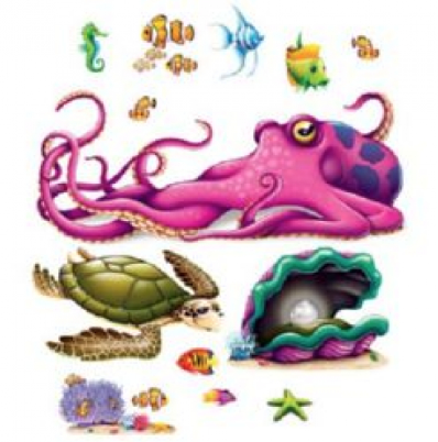 Insta Theme Sea Creatures