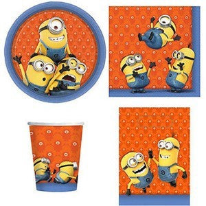 Party Pack 40 Piece Minions