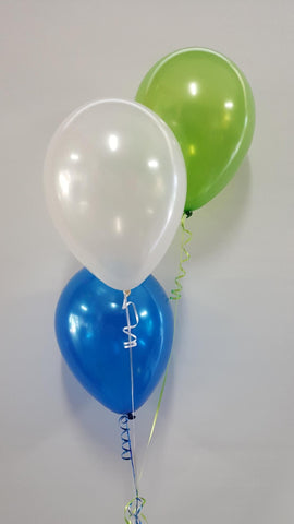3 Balloon Bouquet with Hi-Float