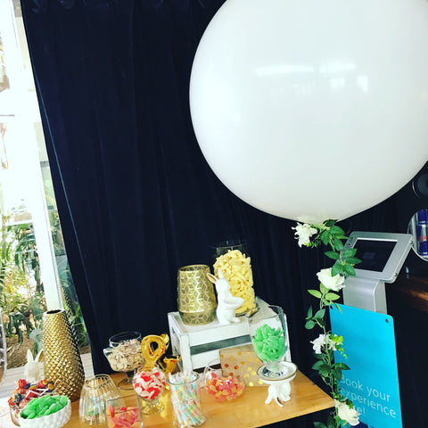 Plain Giant Balloon 90cm