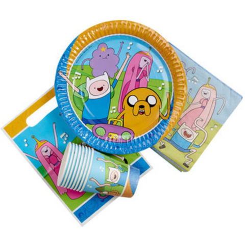 Party Pack 40 Piece Adventure Time