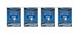 NSW State Of Origin Bunting 5m