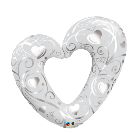 White Hearts & Filigree