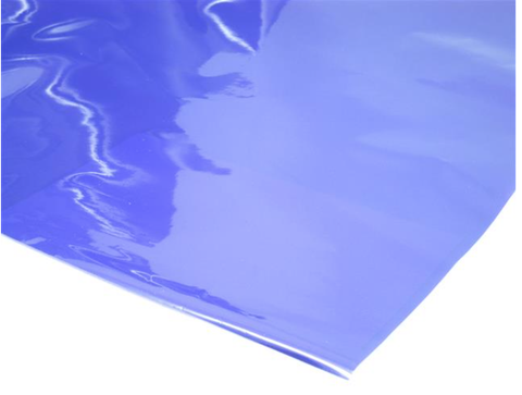 Cellophane Sheet Solid Colour Purple