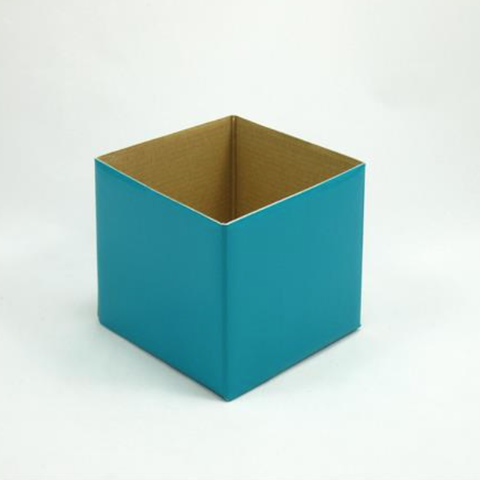 Mini Gloss Posy Box Teal