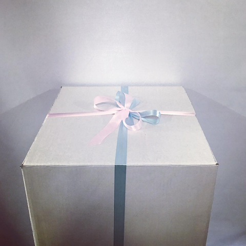 Gender Reveal Surprise Box