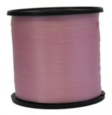 Curling Ribbon Light Pink 460m
