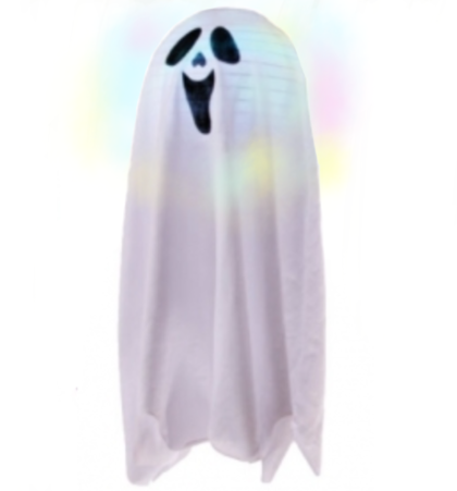 Pop Open Colour Change Ghost - Sweet