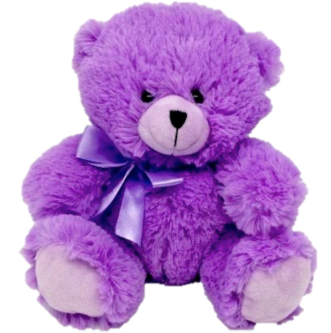 Talicia Bear (Purple)