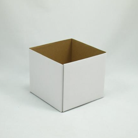Mini Gloss Posy Box White