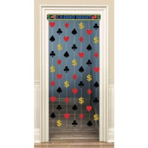 Casino Doorway Curtain