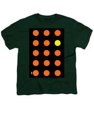 Connect 4 Orange Blue - Youth T-Shirt