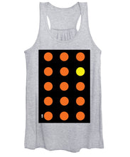 Connect 4 Orange Blue - Women's Tank Top