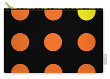 Connect 4 Orange Blue - Carry-All Pouch