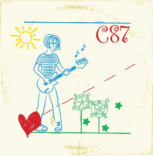 C87 3x CD Box Set  Various Artists
