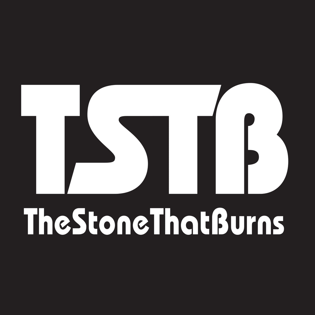 The Stone That Burns ~ TSTB ~ CD Album