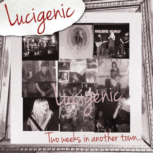 Lucigenic ~ Two Weeks in Another Town ~ CD Box Set
