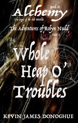 Whole Heap of Troubles ~ Paperback