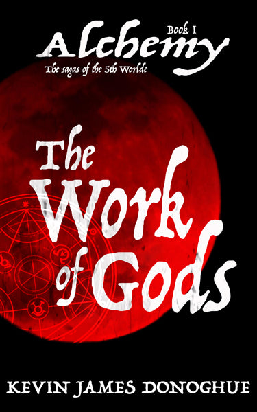 The Work of Gods ~ Paperback