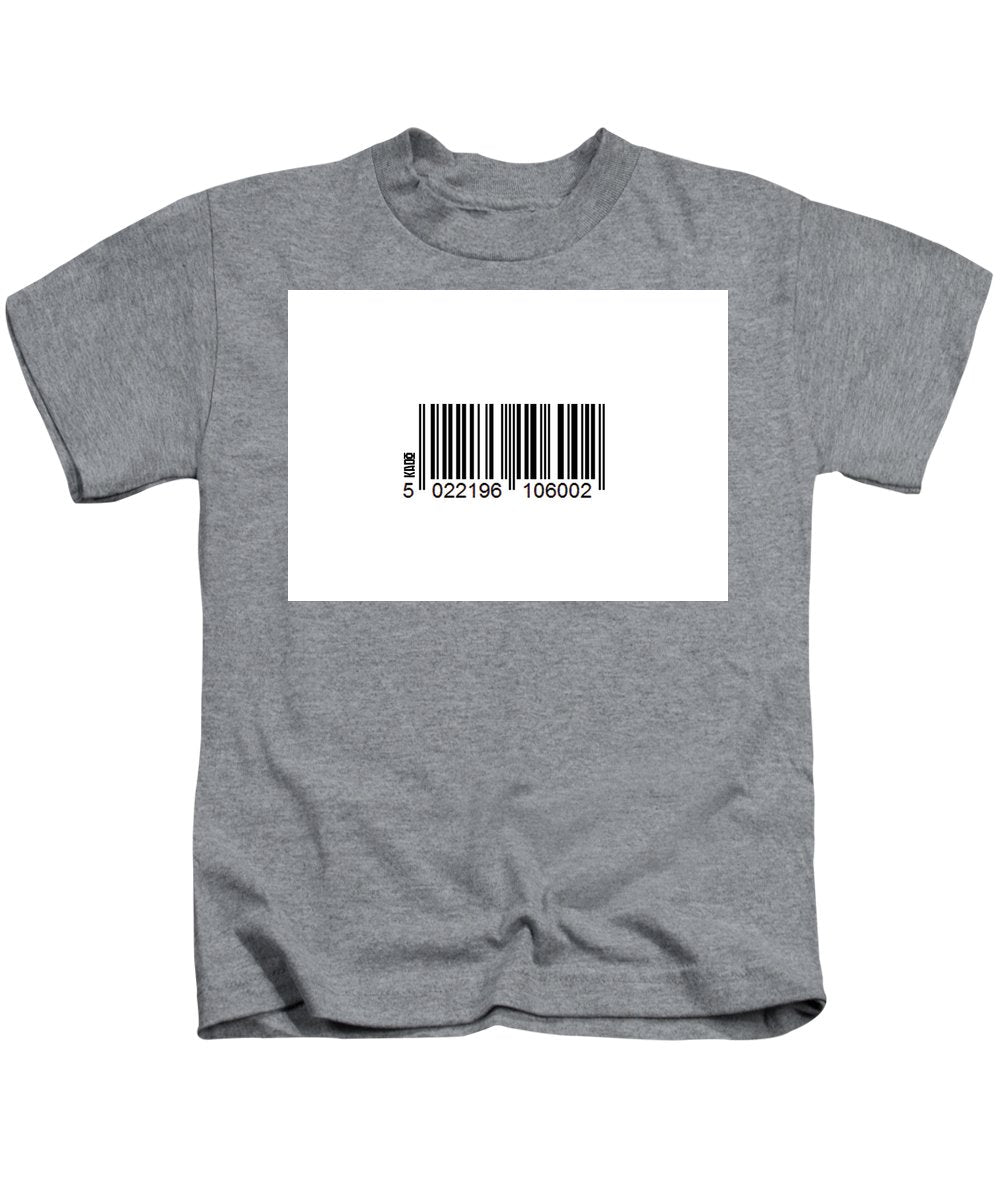 Barcode - Kids T-Shirt