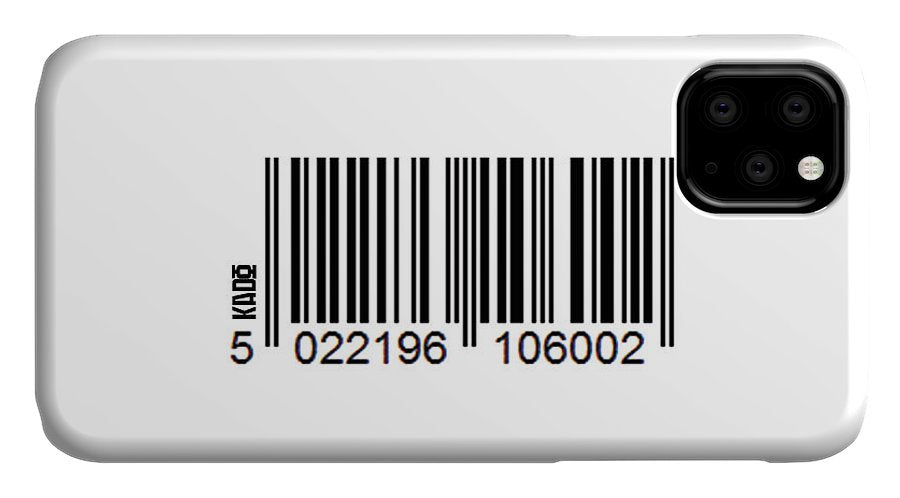 Barcode - Phone Case