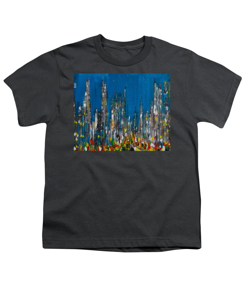 City Of Night - Youth T-Shirt