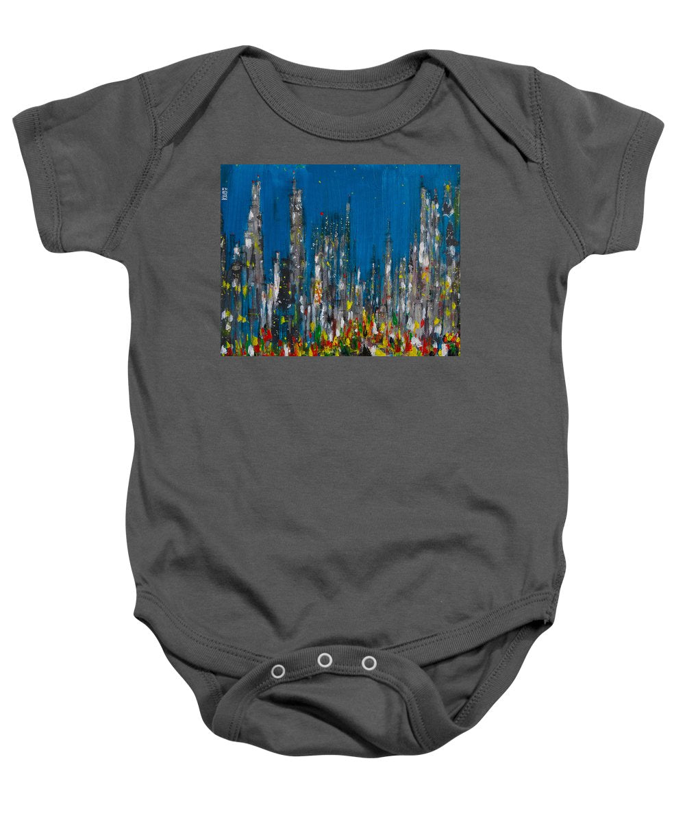 City Of Night - Baby Onesie