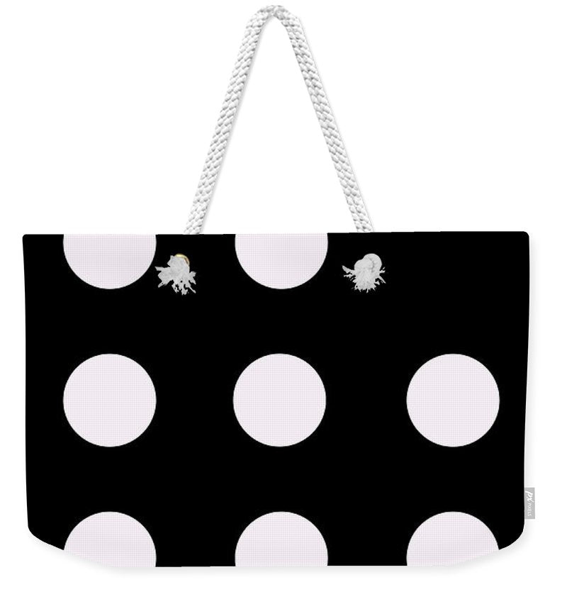 Connect 4 White - Weekender Tote Bag