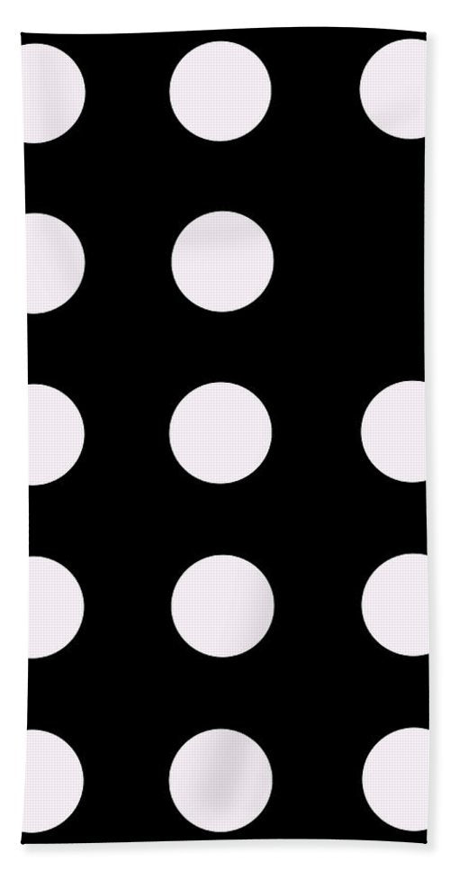 Connect 4 White - Bath Towel