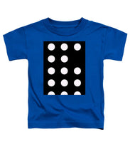 Connect 4 White - Toddler T-Shirt