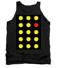 Connect 4 Yellow Red - Tank Top