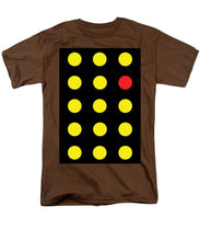 Connect 4 Yellow Red - Men's T-Shirt  (Regular Fit)