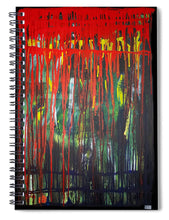 Hallowe'en - Spiral Notebook