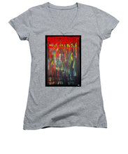 Hallowe'en - Women's V-Neck