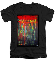 Hallowe'en - Men's V-Neck T-Shirt