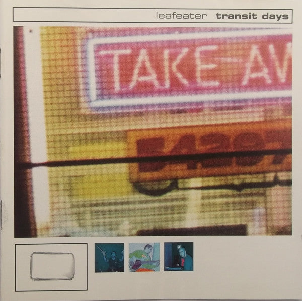 Leafeater ~ Transit Days