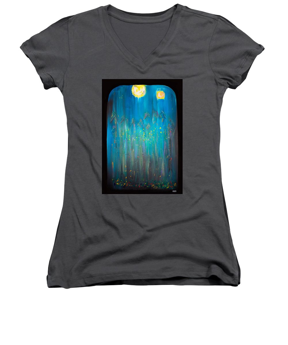 Norwegian Wood - Women's V-Neck
