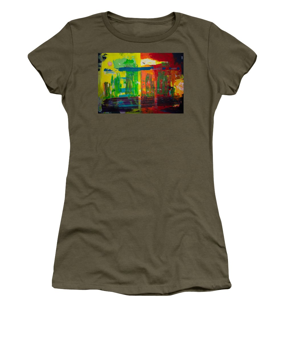 Time And A Word - Women's T-Shirt