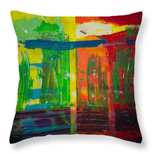 Time And A Word - Throw Pillow