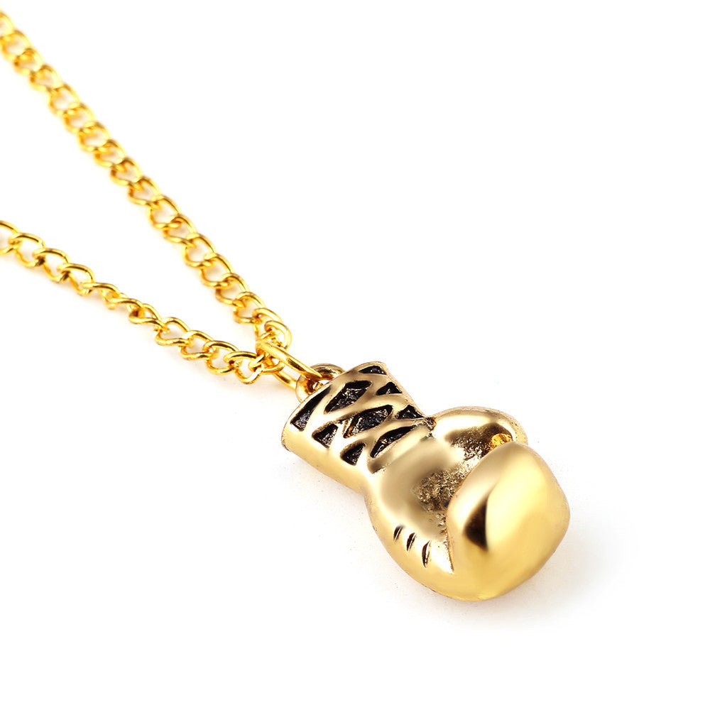 Gold boxing glove necklace the rocket deals gold boxing glove necklace gold boxing glove necklace aloadofball Image collections