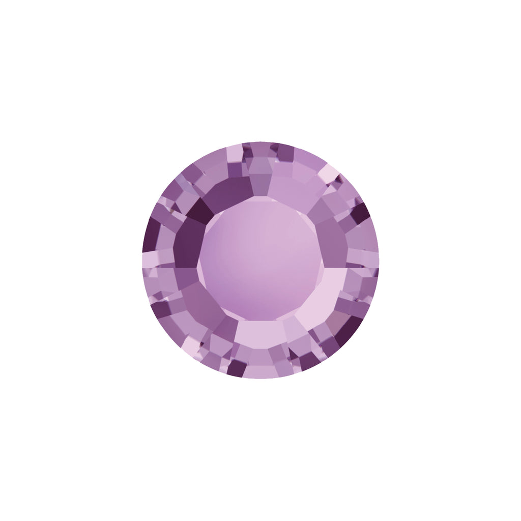 Swarovski Birthstone - June - Light Amethyst