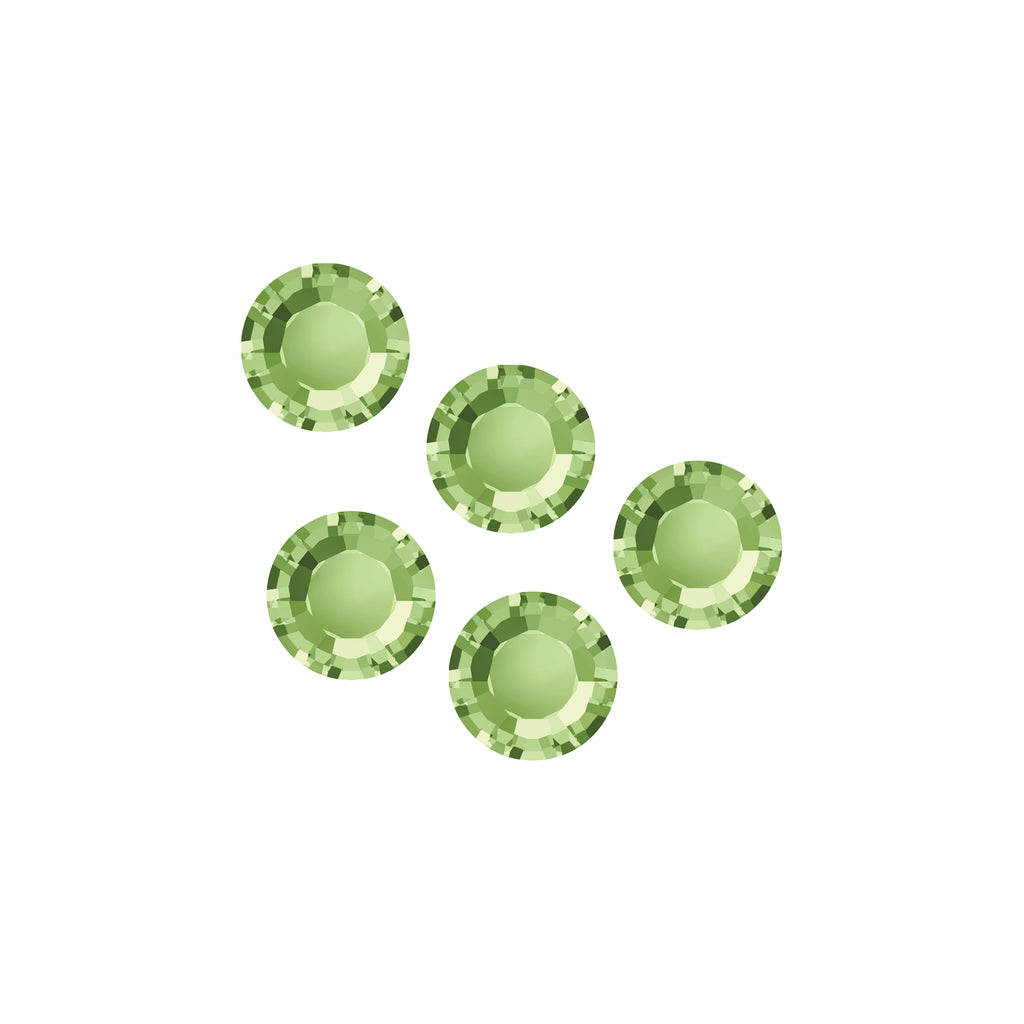 Swarovski Mini Birthstones - August - Peridot
