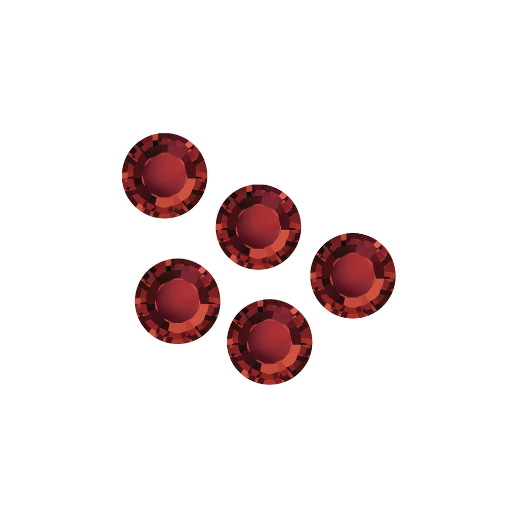 Swarovski Mini Birthstones - July - Ruby