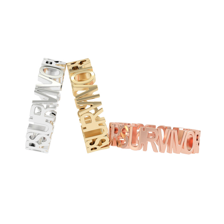 Survivor Inspire Rings