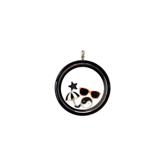 silver lockets online cat italian silouette jovon agate kitty en blue necklace pendant cameo
